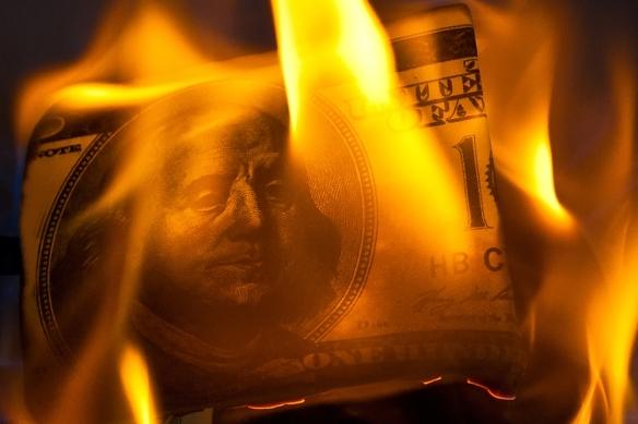 Burning Money 2